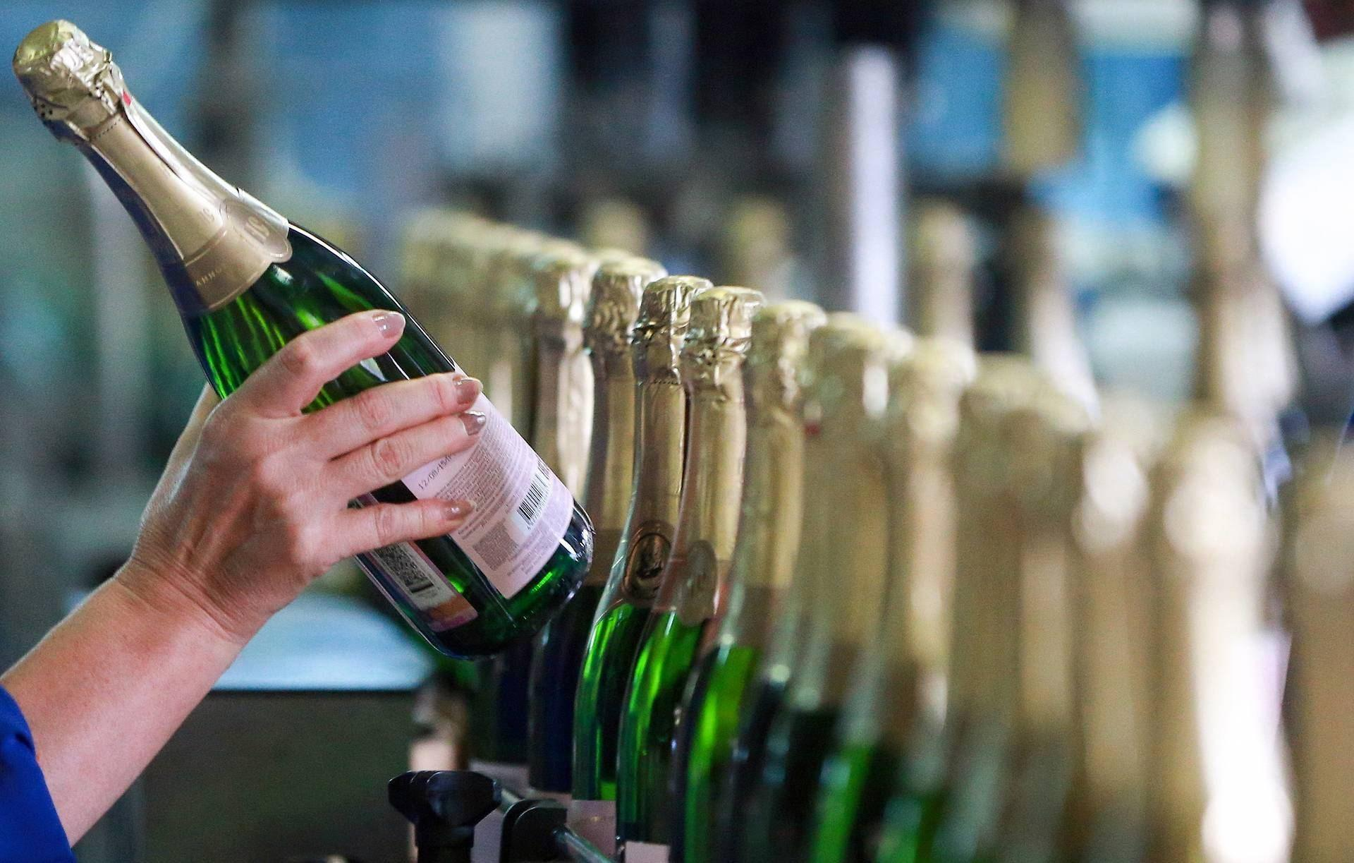 Как выбирать игристое вино